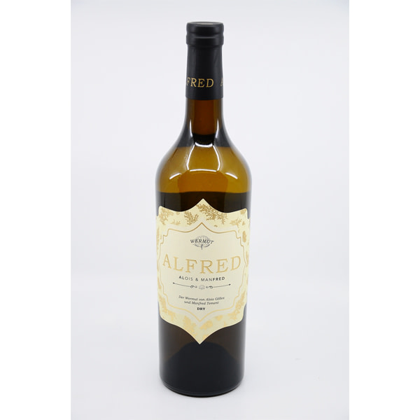 ALFRED Dry 17% Vol. 0,75l Vermouth Alfred Dry