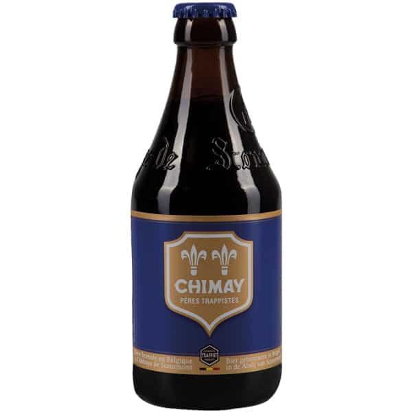 Chimay Bleu 9% Vol. 0,33l Bier Baileux