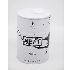 NEFT Vodka White Edition