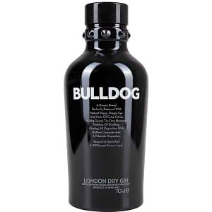 Bulldog London Dry Gin 40% Vol. 0,7l
