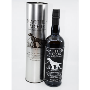 The Arran Malt MACHRIE MOOR Peated Cask Strength + GB 56,2% Vol. 0,7l