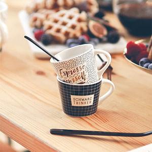 Espresso Tasse SCHWARZTRINKER