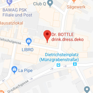 Dr.BOTTLE Google Maps