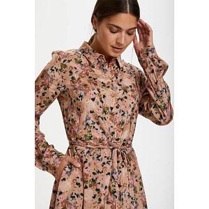 Kleid Flower Print