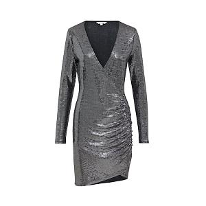 Kleid Lorine Silber