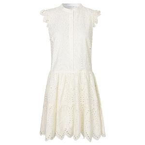 Rosemunde Kleid weiss