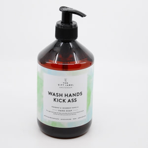 Handseife WASH HANDS KICK ASS 500ml
