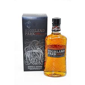 Highland Park Cask Strength No. 1 + GB 63,3% Vol. 0,7l