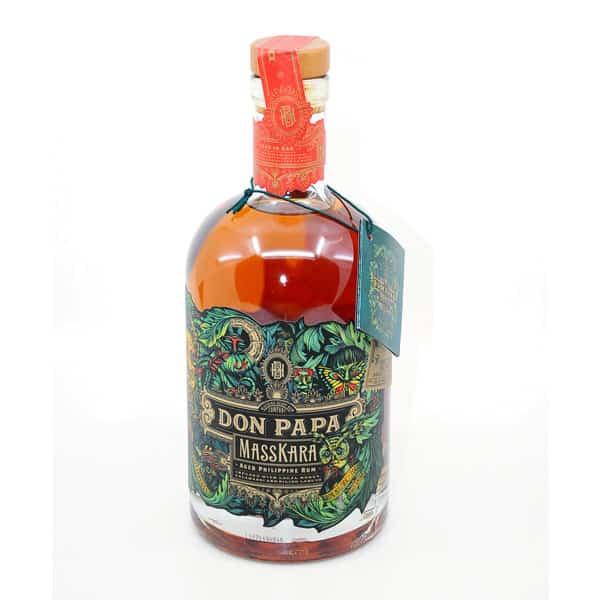 Don Papa MASSKARA 40% Vol. 0,7l Rum Calamansi