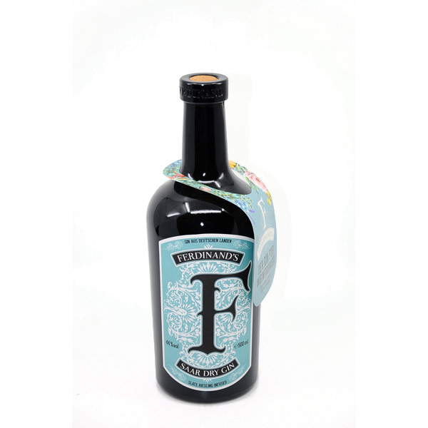 Ferdinand's Saar Dry Gin + HK 44% Vol. 1,5l Gin Dry Gin
