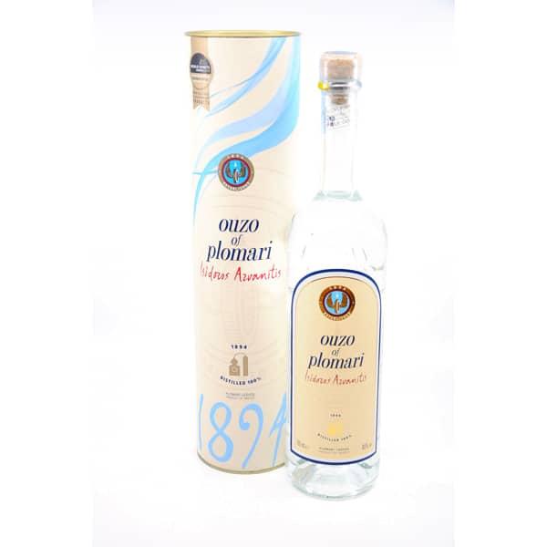 ouzo of plomari + GB 40% Vol. 0,7l Pastis/Ouzo Ouzo