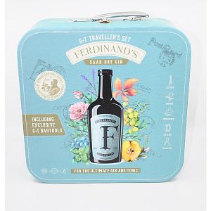 Ferdinand's Saar Dry Gin Traveler's Set 44% Vol. 0,5l 71