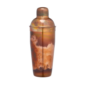 BarCraft Cocktail Shaker Kupfer-Design