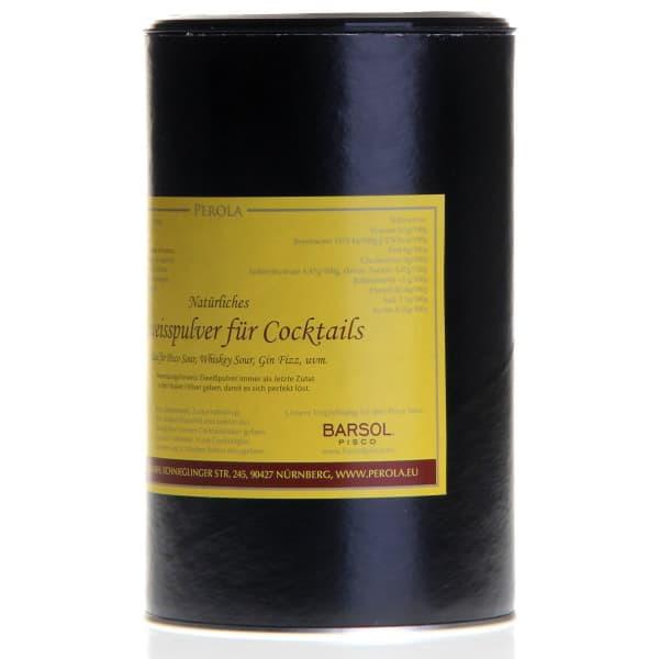 Natürliches Eiweißpulver für Cocktails Barstuff Cocktails