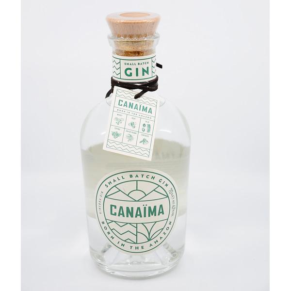 Canaïma Gin 47% Vol. 0,7l Gin Gin