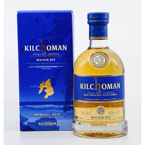 Kilchoman Machir Bay + GB 46% Vol. 0,7l