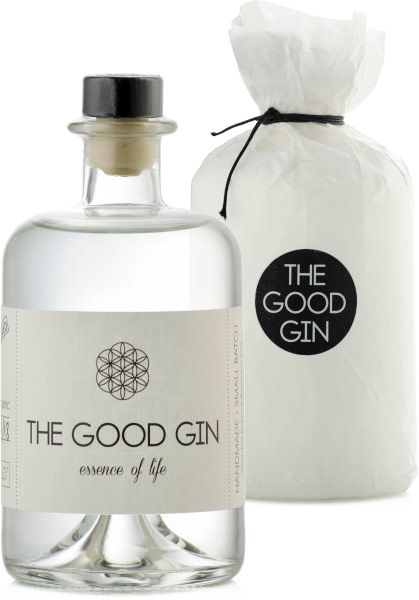 The Good Gin 47,4% Vol. 0,5l Gin Ashwagandha