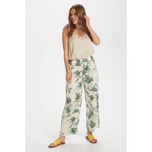 Pants Summer Palm Print