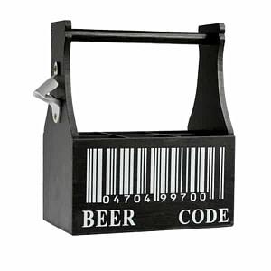 Bier 6-Pack mit Öffner