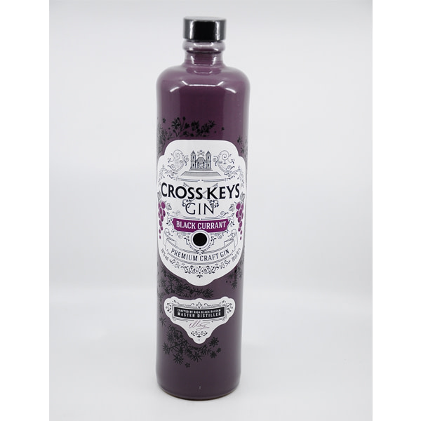 Cross Keys Gin BLACK CURRANT 38% Vol. 0,7l Gin Cross Keys Gin