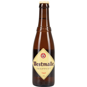 Westmalle Tripel 9,5% Vol. 0,33l