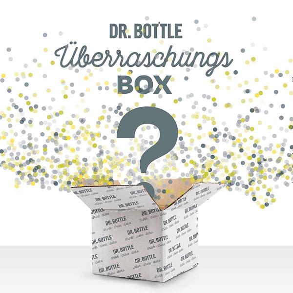 Dr. BOTTLE's Überraschungsbox Deko