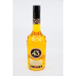Licor 43 CUARENTA Y TRES 31% Vol. 0,7l