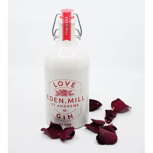 Eden Mill LOVE GIN 42% Vol. 0,5l Gin Eden Mill