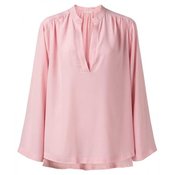 YAYA Kaftan-Bluse mauve Blusen Bluse