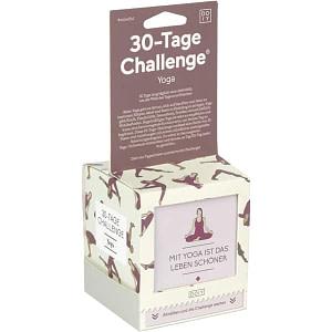 30 Tage Challenge YOGA