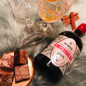 Gingerbread Gin 42,2% Vol. 0,5l