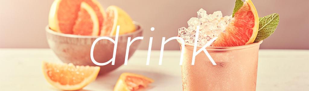 Kategorie drink header
