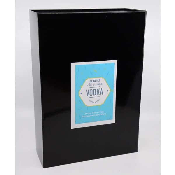 All In Box VODKA Wodka All In Box