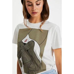 Soaked T-Shirt Dame
