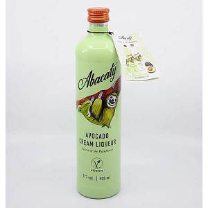 Avocado Cream Liqueur ABACATY 17% Vol. 0,5l