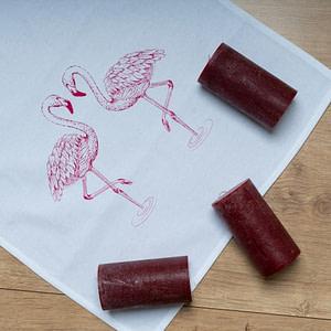 Geschirrtuch Flamingo