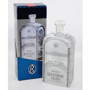 Zarskoje Sélo Ultra Premium Vodka + GB 40% Vol. 0,7l