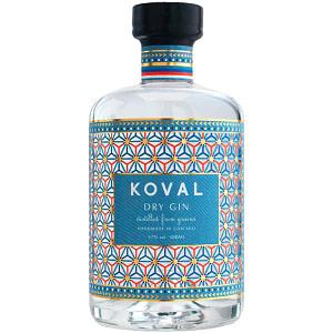 Koval Dry Gin 47% Vol. 0,5l