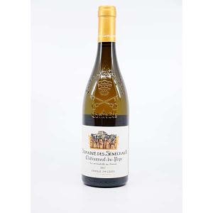 Blanc Châteauneuf-du-Pape 2017 14% Vol. 0,75l