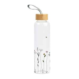 Glas-Trinkflasche LIEBLINGSTAGE