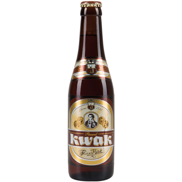 Kwak 8% Vol. 0,33l Bier Belgisches Bier
