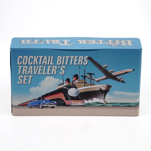 Bitter Truth Cocktail Bitters Traveller's Set 38,2% Vol. 5x0,02l