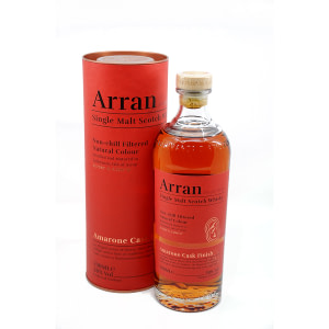 The Arran Malt Amarone Cask Finish + GB 50% Vol. 0,7l